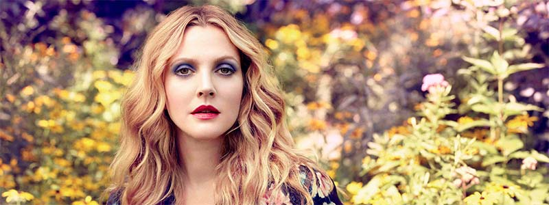 drew barrymore beat addiction