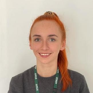 Rebecca Williams Senior Support Worker at Oasis Runcorn Rehab